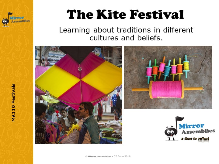 Kite Flying Festival -