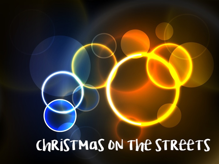 On the Streets at Christmas