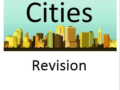 World Cities Revision Booklet