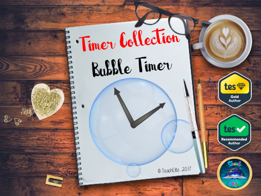 Back to School  : Bubble Timer