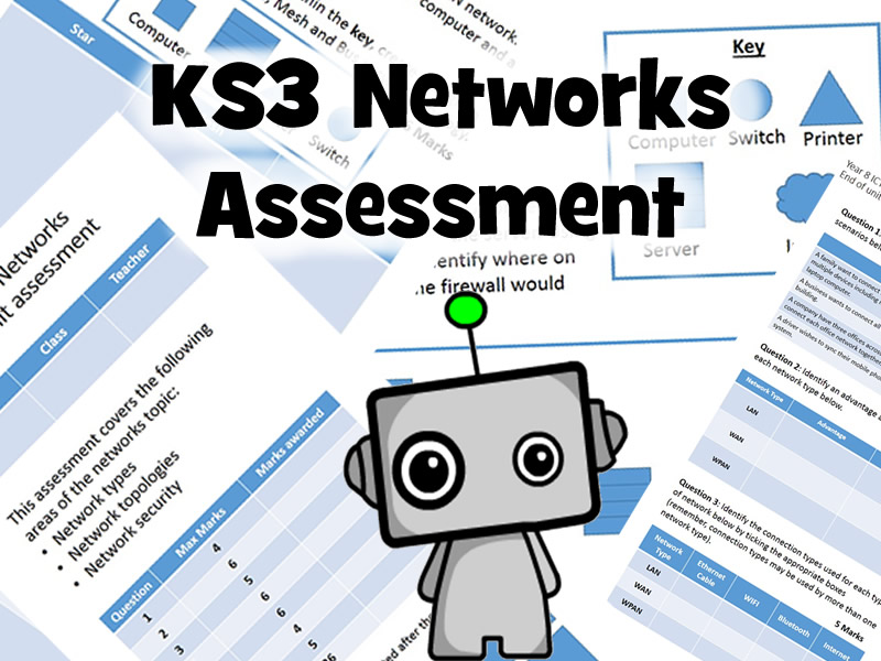 KS3 Networks - Assessment