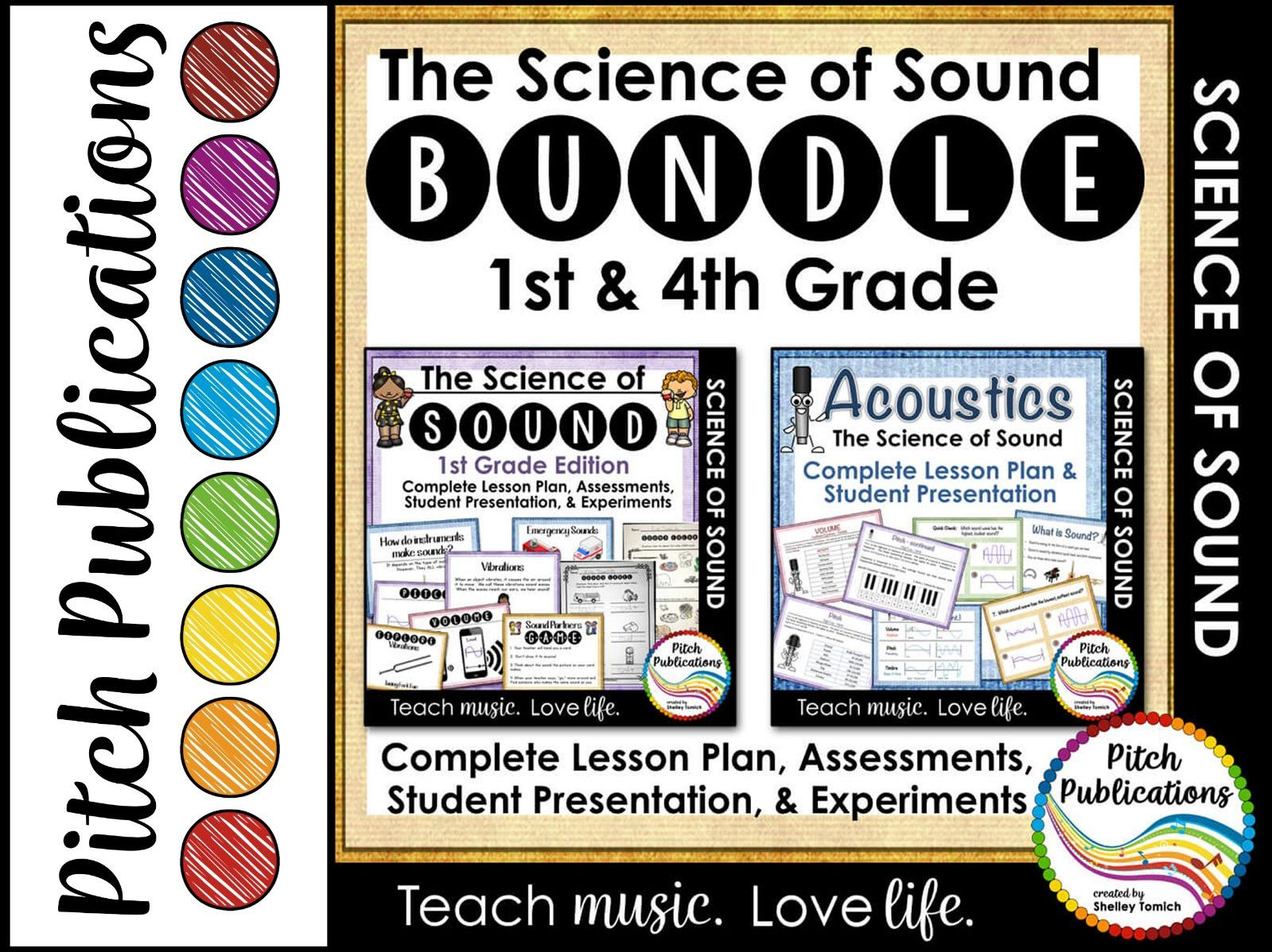 Early Years Light And Sound Resources