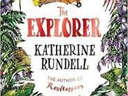 Year 5 Reading lessonPowerpoint to teach 'Fire' chapter from The Explorer by Katherine Rundell