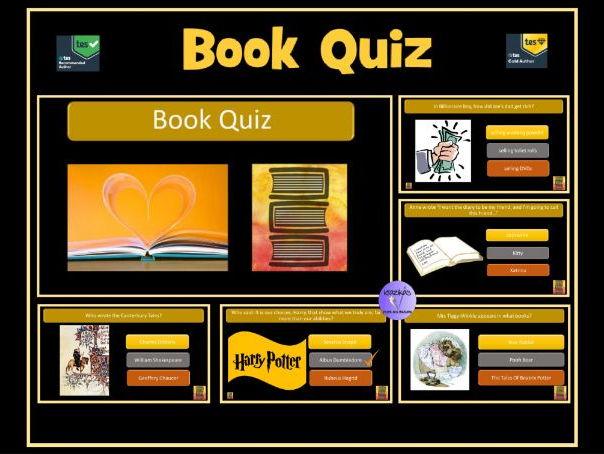 Bumper 100 Question Book Quiz