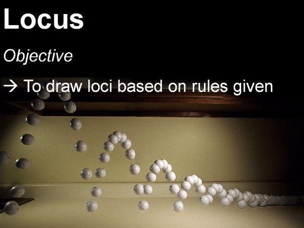 Locus Loci Quiz