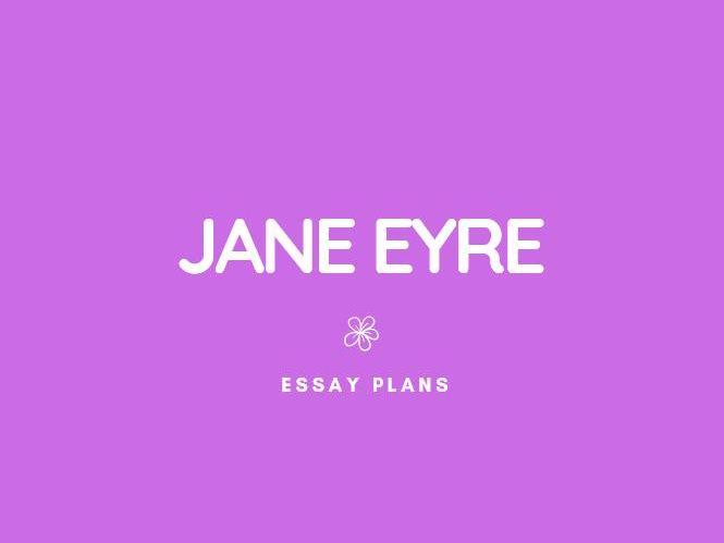 GCSE English Lit: Jane Eyre Essays