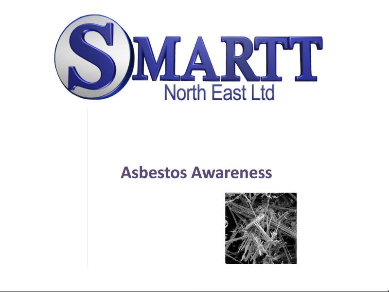 Asbestos Awareness Training & Teaching Presentation Ideal For In house Training