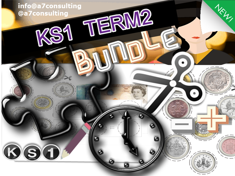 KS1 Term 2 Bundle