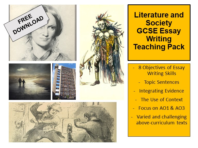 lessons gcse english advanced essay writing skills by  cover image