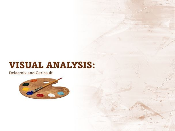 Visual Analysis of Art