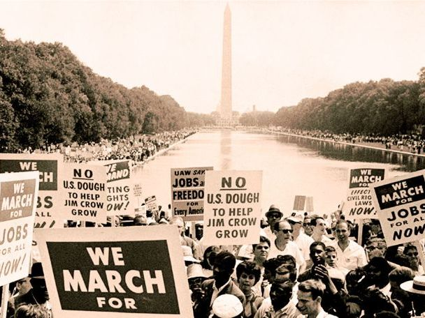 American Civil Rights (KS3) full SOW and resources