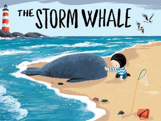 The Storm Whale: Character Description of Noi