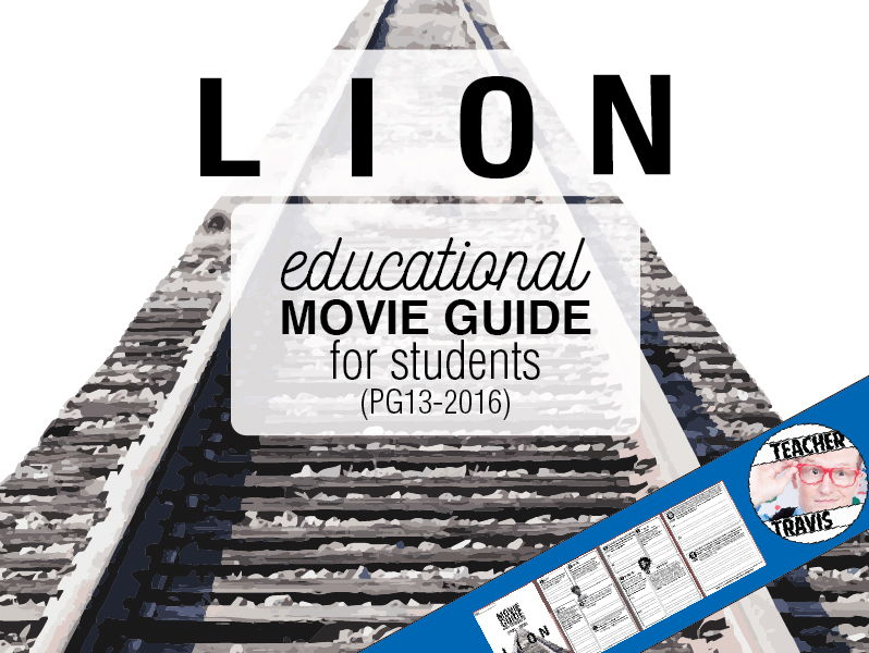 Lion Movie Viewing Guide