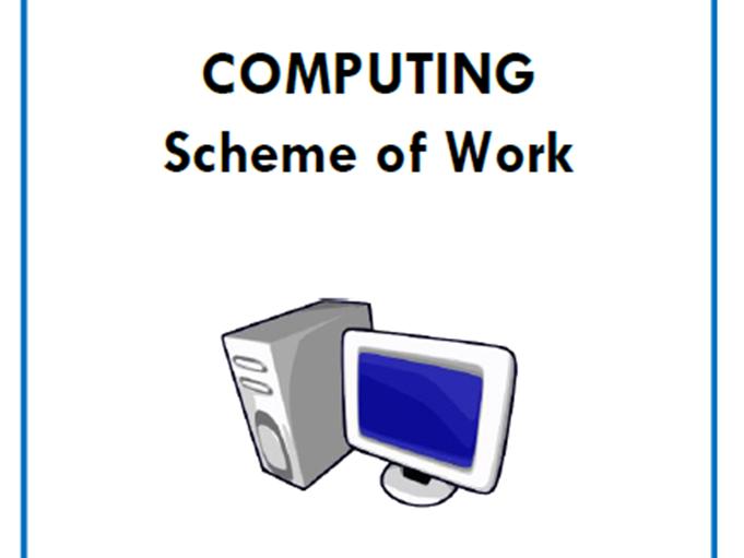 KS3 Understanding Computers FULL Scheme of Work & Student Booklet!