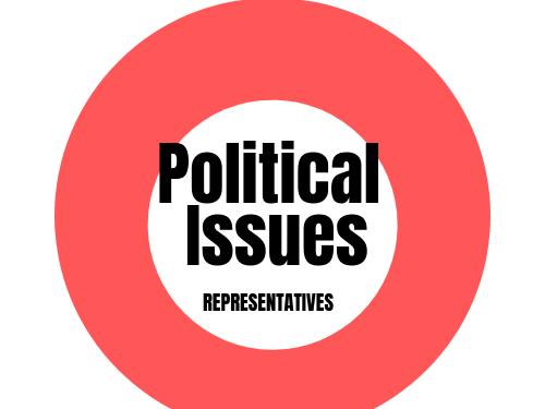 SQA Higher Modern Studies Political Issues - Pressures on Political Representatives