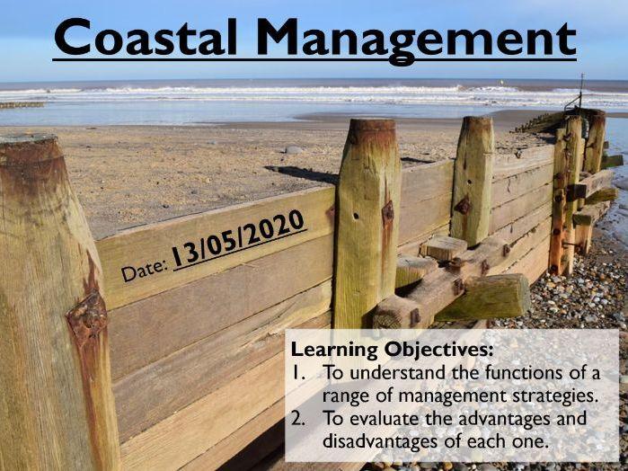 IGCSE Geography - Coasts - Lesson 8