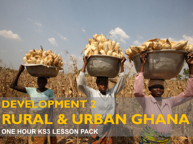 Development 2: Rural Urban Divide in Ghana