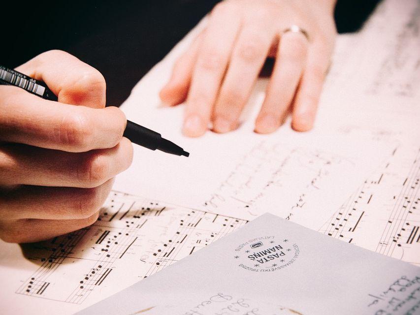 Write a class song!