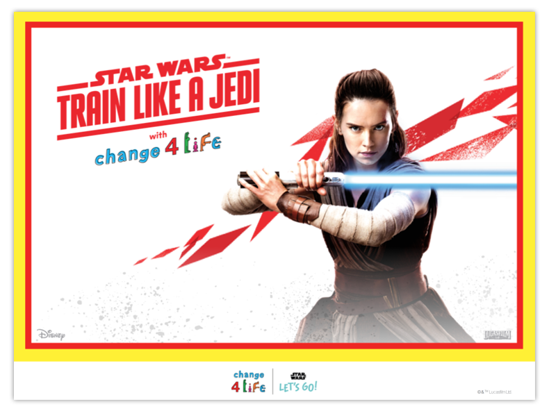 Train Like A Jedi whole-school assembly (post-2013 software)