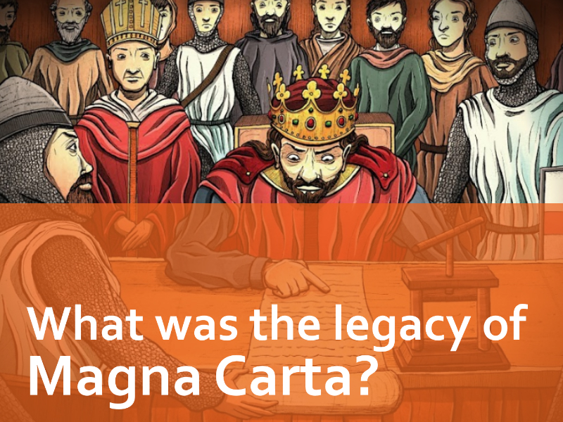 What is the significance of Magna Carta?