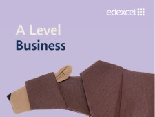 Edexcel A Level Business Theme 2 2.1-2.3 Specification Knowledge Revision