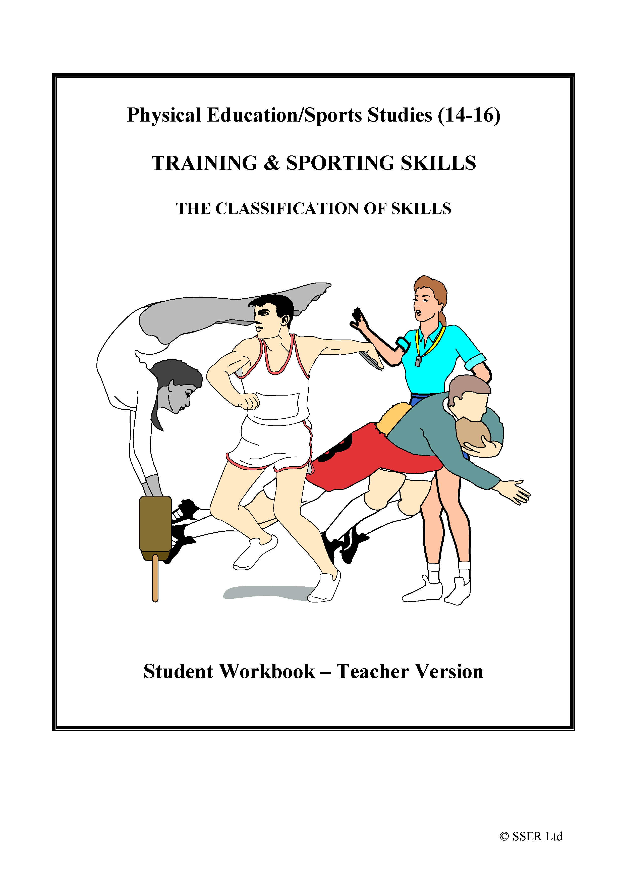 PE501ST - Classification of Skills (Basic, Complex, Open, Closed) WS