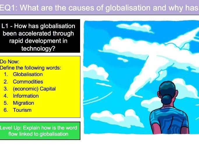 Globalisation Technology  - L1