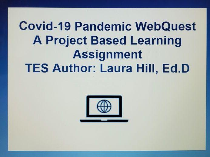 Covid-19 WebQuest