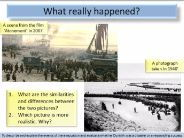 The Second World War: The evacuation of Dunkirk