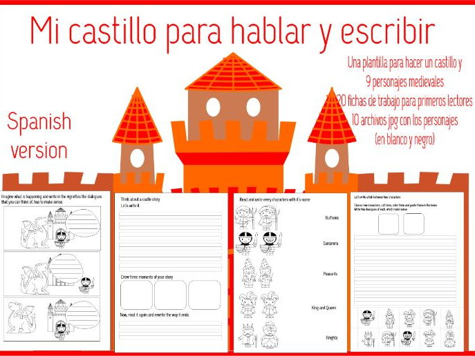 """Hands on"" Project El Castillo"