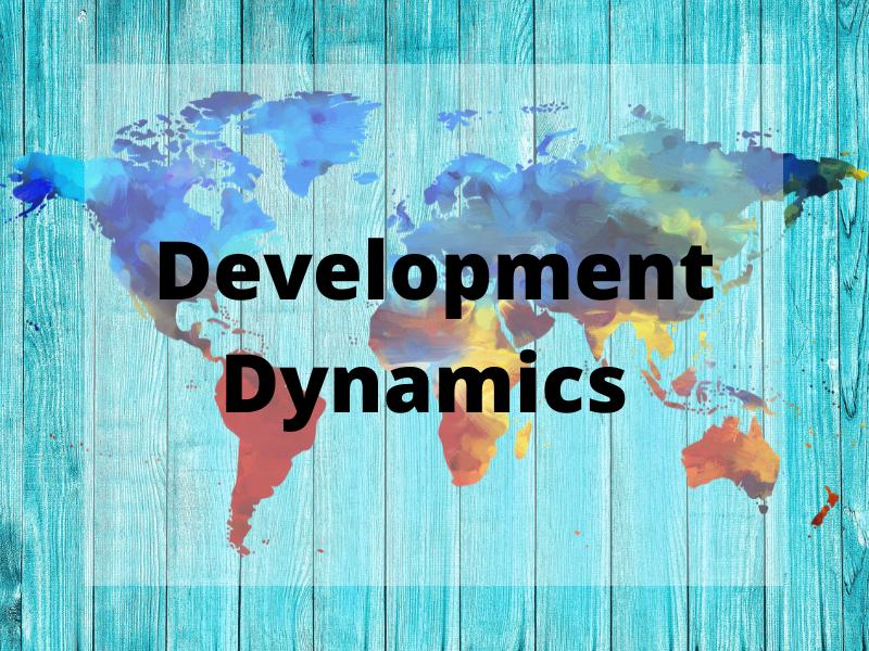GCSE Geography Edexcel B - Personalised Learning Checklist (PLC) - Development Dynamics