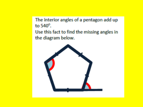 Angles Reasoning and Mastery problems Year 6