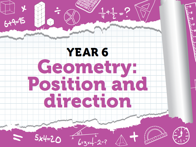 Year 6 - Week 11 - Geometry - Position and Direction