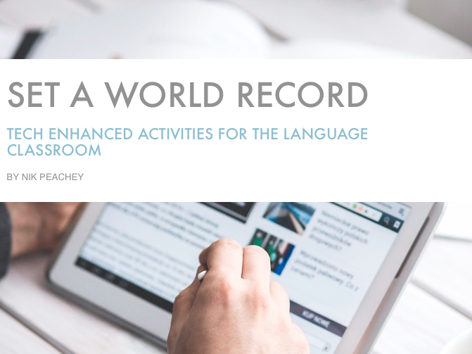Tech Enhanced Activities - Set a World Record