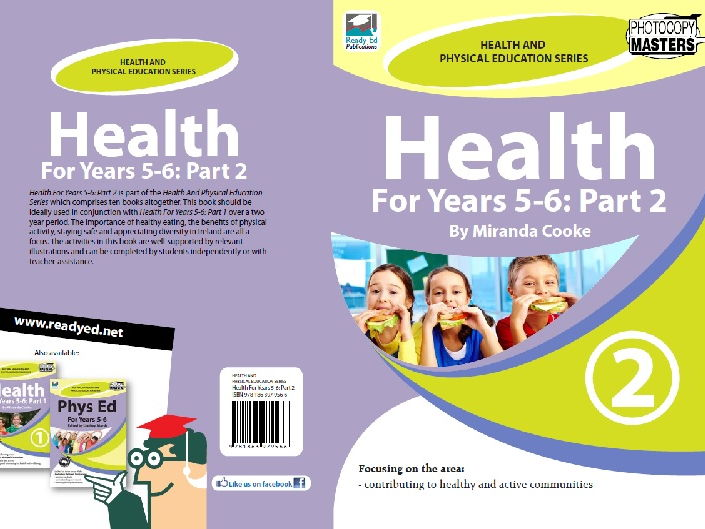 Health For Years 5-6: Part 2