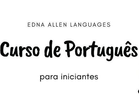 Curso de Português Unidade 17