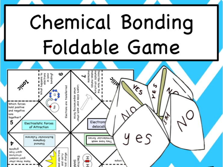 Chemical Bonding Game