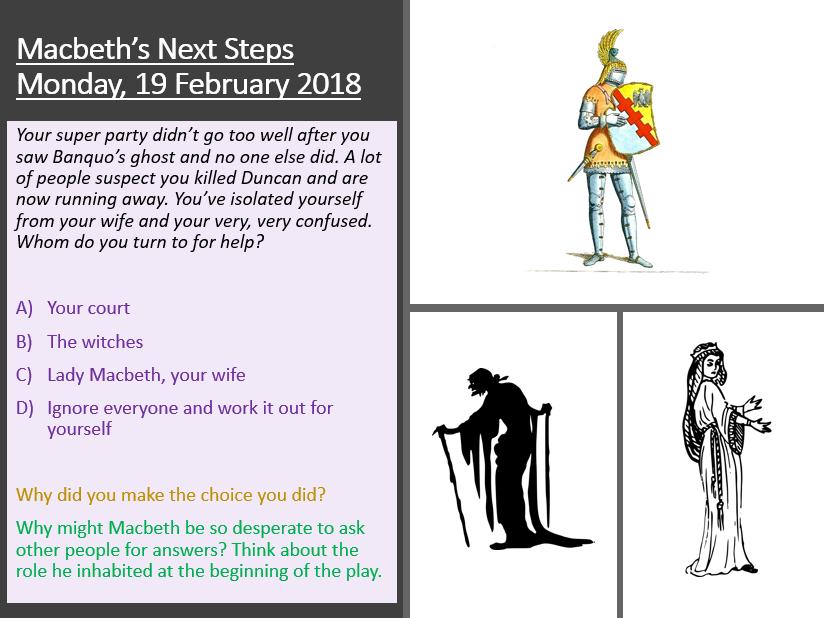 Macbeth  - Macbeth Revision: Macduff