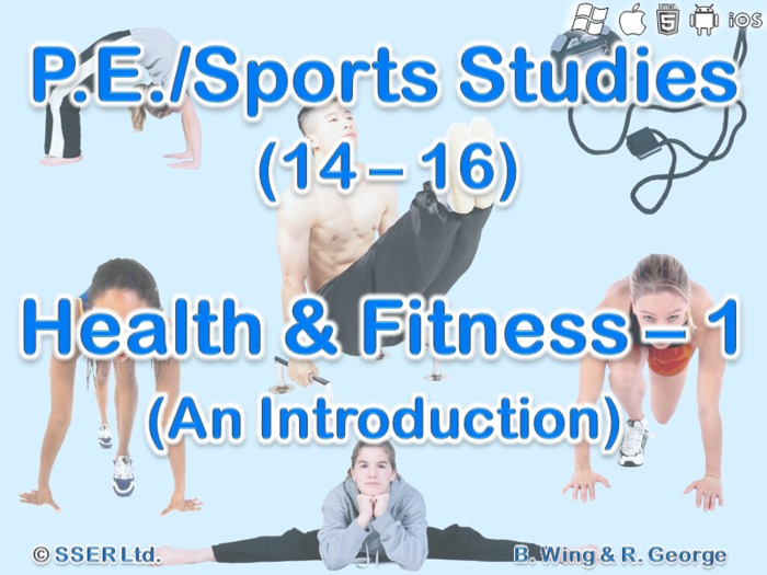 PE31ST - Health and Fitness (Introduction)