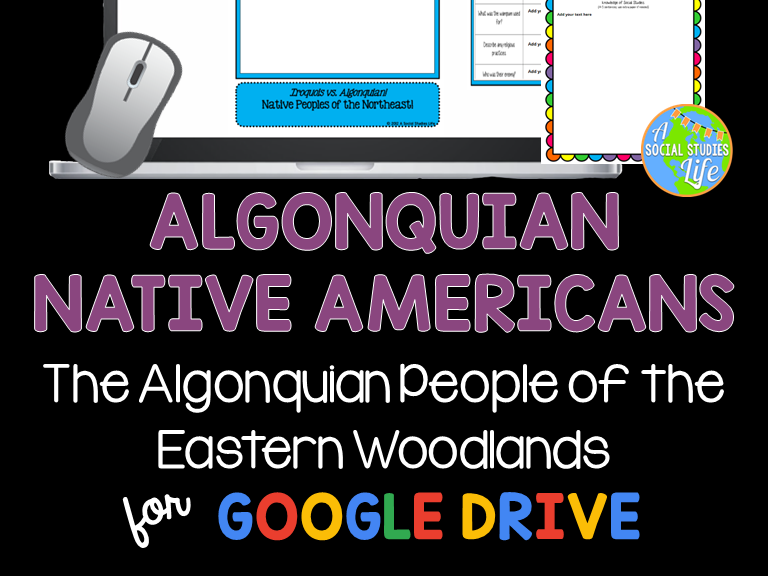 Algonquian Native Americans