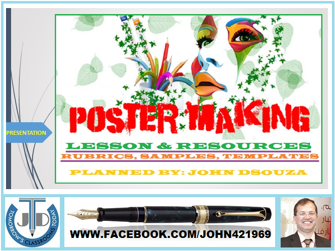 POSTER MAKING: PRESENTATION