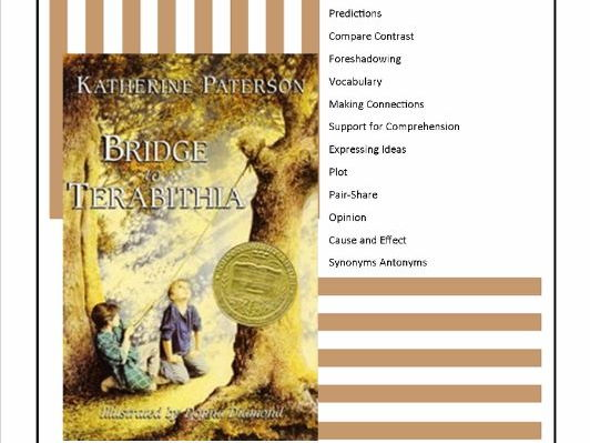 Bridge To Terabithia Katherine Paterson Pdf
