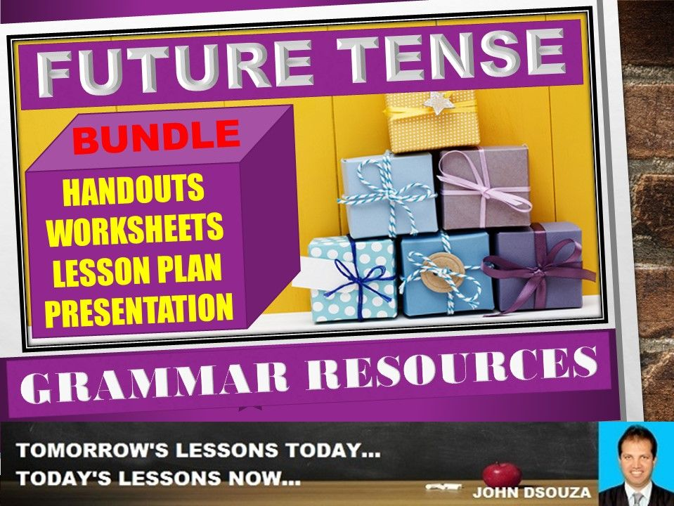 FUTURE TENSE: BUNDLE