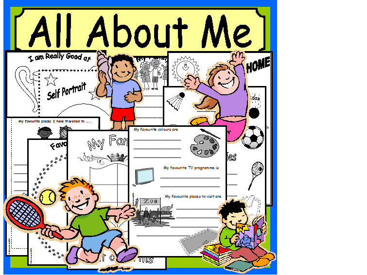 All about me Ourselves topic Theme EYFS KS1 Teaching Resources