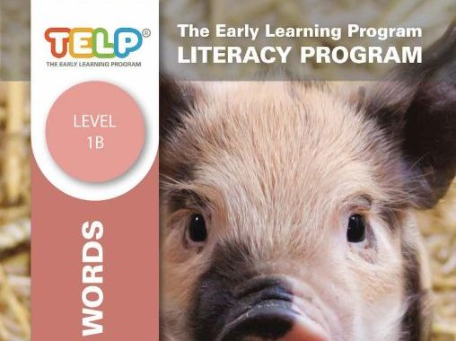 SIGHT WORDS 1B - TELP'S LITERACY PROGRAM