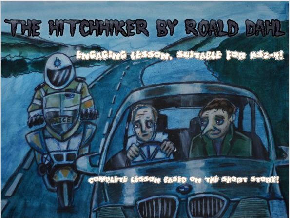 The Hitchhiker By Roald Dahl By Engageinenglish Teaching Resources