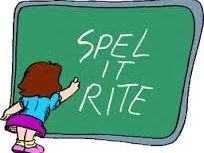 GCSE English Key Spellings