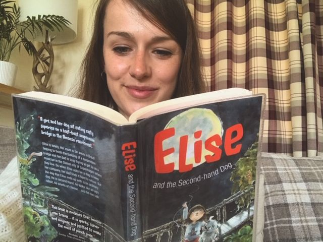 Elise and the Second-hand Dog Guided Reading resource