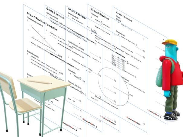 GCSE Graded Resources
