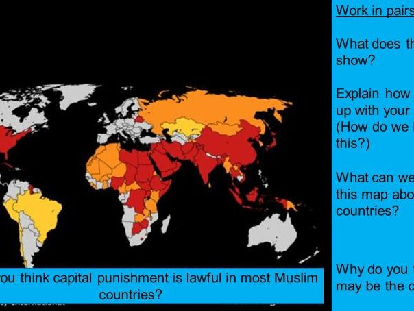 Muslim attitudes to Capital Punishment